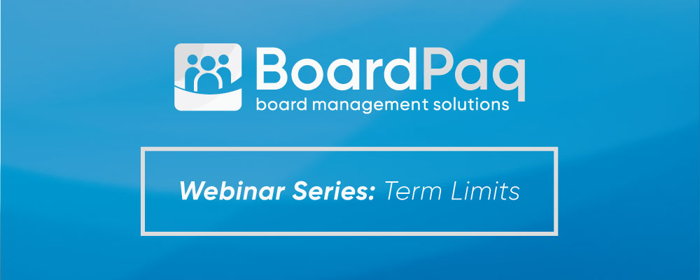 BoardPaq-Board-Portal-Term-Limits