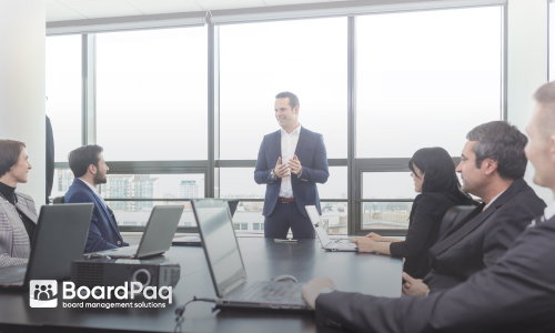 Board of Directors Strategic Management